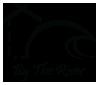 By the River – Vindelälvens vandrarhem Logotyp